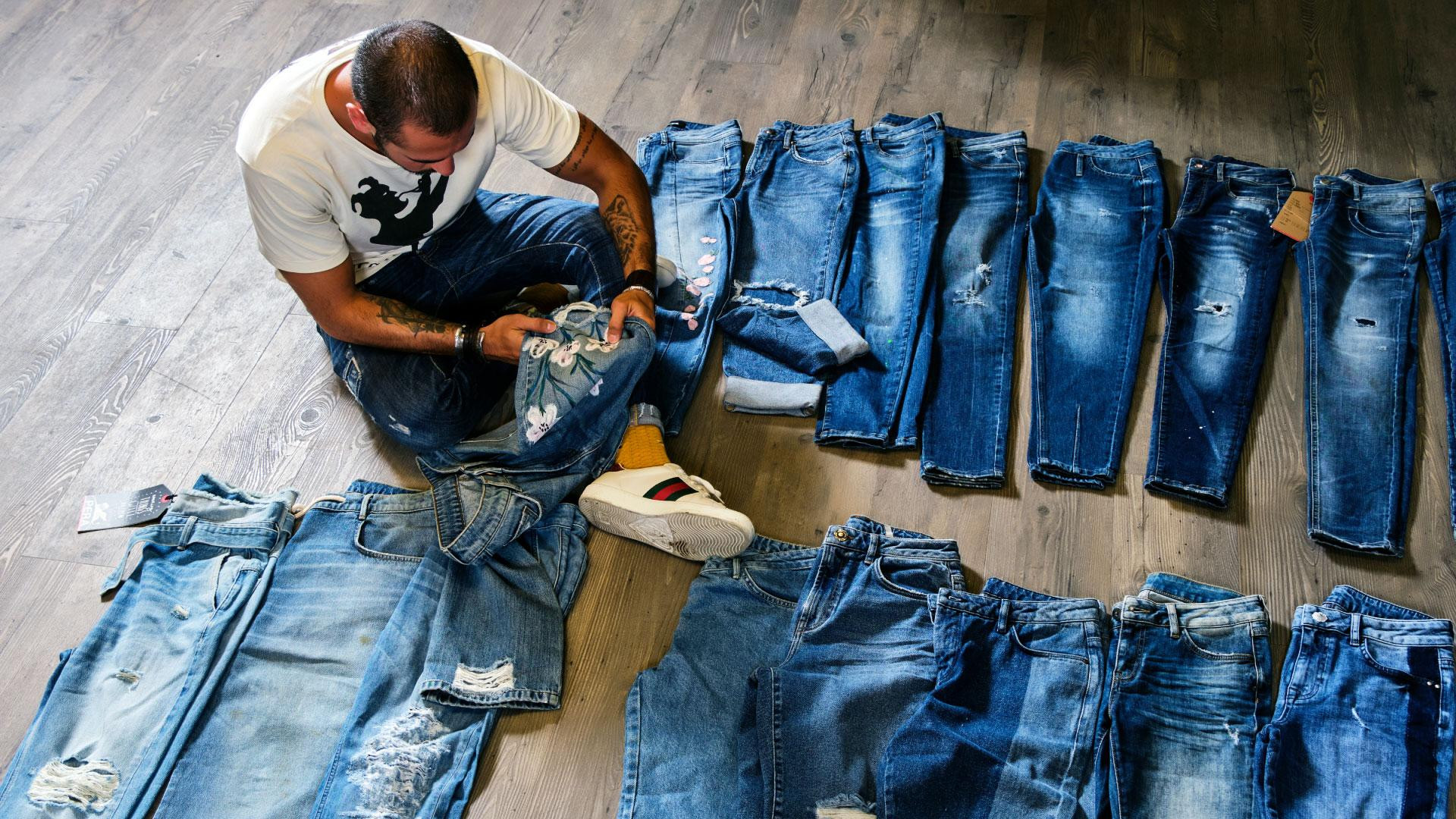Denim is a magic, join our magical world